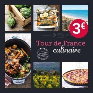 Tour de France culinaire - tomawak éditions - 9782366462463 -