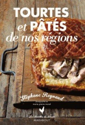 Tourtes et pâtés de nos régions - Marabout - 9782501081504 -