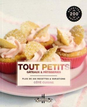 Tout petits gâteaux et pâtisseries - Marabout - 9782501091299 -