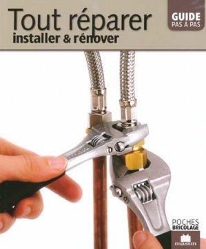 Tout réparer, installer et rénover - massin - 9782707207760 -