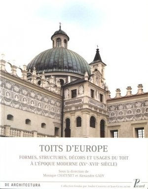Toits d'Europe - picard - 9782708410169 -