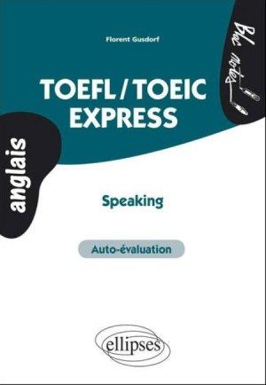 TOEFL/TOEIC Express. Speaking - ellipses - 9782729875251 -