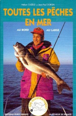 Toutes les pêches en mer - ouest-france - 9782737316999 -