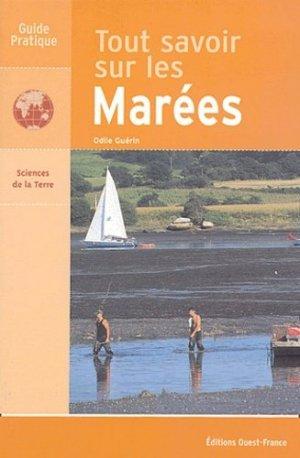 Tout savoir sur les marées - ouest-france - 9782737335051 -