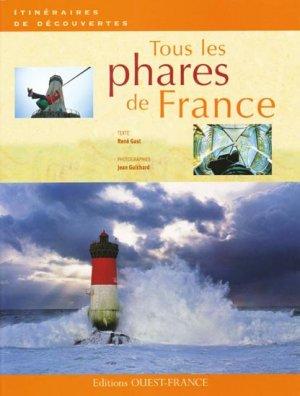 Tous les phares de France - ouest-france - 9782737346811 -