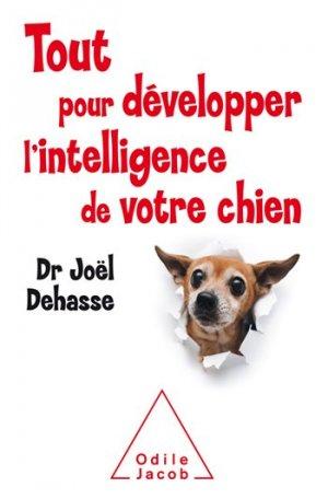 Tout pour développer l'intelligence de votre chien - odile jacob - 9782738152640 -