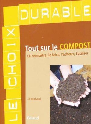 Tout sur le compost - edisud - 9782744908552 -