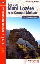 Tours du Mont-Lozère et du Causse Méjean-ffrandonnée-9782751408953