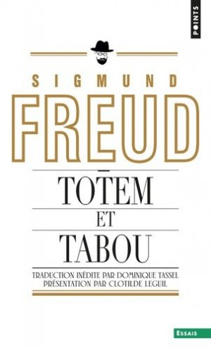 Totem et Tabou - du seuil - 9782757853153 -