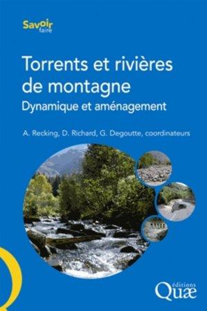 Torrents et rivières de montagne - quae  - 9782759219995 -