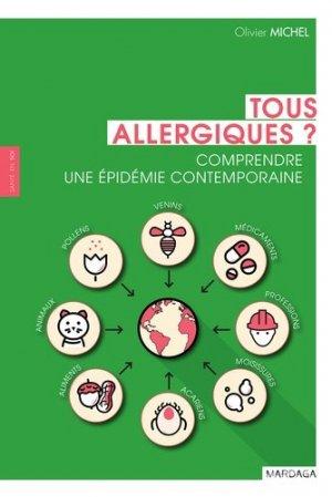 Tous allergiques? - mardaga - 9782804702786 -