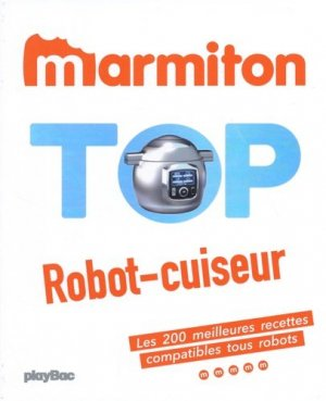 Top Robot-cuiseur - play bac - 9782809667318 -