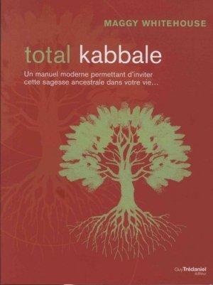 Total kabbale - Guy Trédaniel Editions - 9782813216977 -
