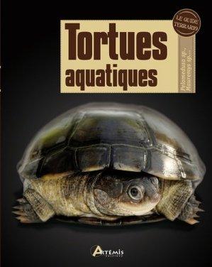 Tortues aquatiques - artemis - 9782816002584 -