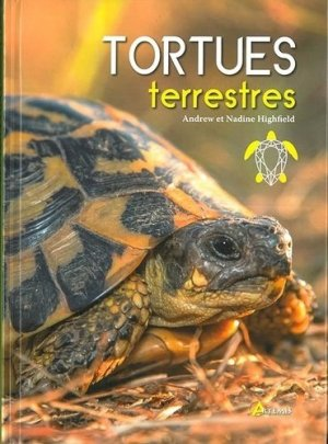 Tortues terrestres - artemis - 9782816012941 -