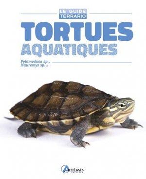 Tortues aquatiques - artemis - 9782816016796 -