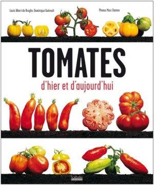 Tomates d'hier et d'aujourd'hui - hoebeke - 9782842305642 -