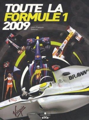 Toute la Formule 1. Edition 2009 - Chronosports - 9782847071610 -