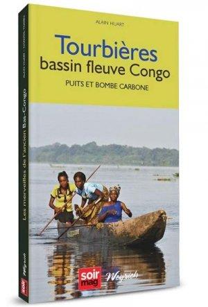 Tourbières bassin fleuve Congo - weyrich - 9782874895746 -