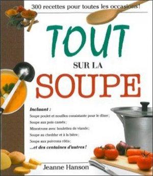 Tout sur la soupe - ada - 9782896672226 -