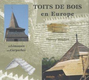 Toits de bois en Europe - maiade - 9782916512020 -