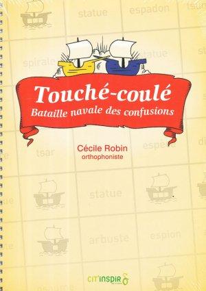 Touché-Coulé - cit'inspir - 9782919675241 -