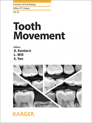 Tooth Movement - karger - 9783318054798 -