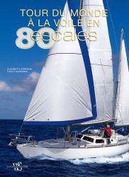 Tour du monde à la voile en 80 escales - White Star - 9788861127784 -