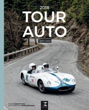 Tour auto 2018 : Optic 2000 - etai - editions techniques pour l'automobile et l'industrie - 9791028303020 -
