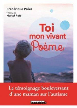 Toi mon vivant poème - leduc - 9791028509613 -