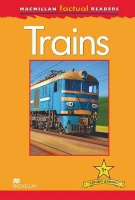 Trains - macmillan - 9780230432024 -