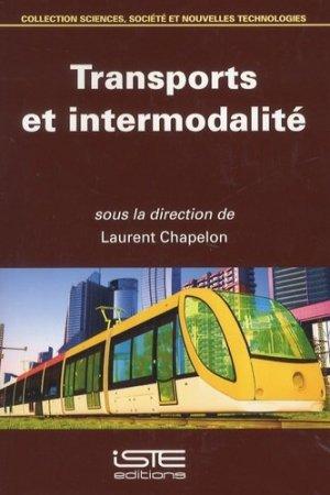 Transports et intermodalité - iste - 9781784051662 -