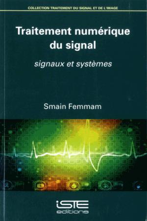 Traitement numérique du signal - iste - 9781784052720 -
