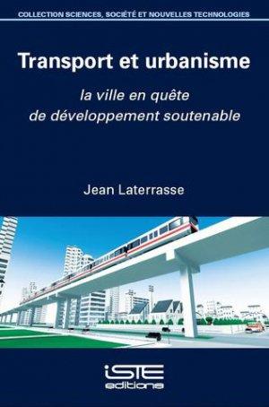 Transport et urbanisme - iste - 9781784055608 -