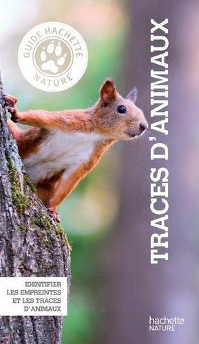 Traces animaux - hachette - 9782012384170 -