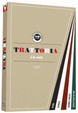 Trattoria - Hachette - 9782013963930 -