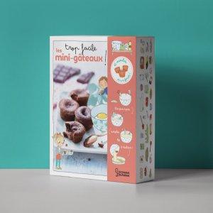 Trop facile, les mini-gâteaux - larousse - 9782035964649 -