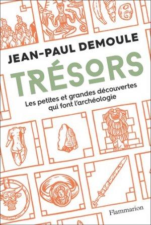 Trésors - Flammarion - 9782081490406 -