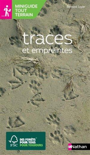 Traces et empreintes - Nathan - 9782092791363 -