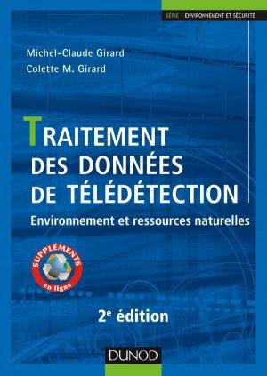 Traitement des données de télédétection - dunod - 9782100763702