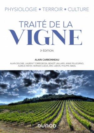 Traité de la vigne - dunod - 9782100798575 -