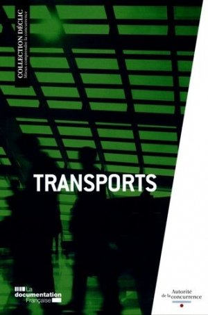 Transports - la documentation francaise - 9782110100658 -