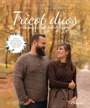 Tricot duos - Eyrolles - 9782212679069 -