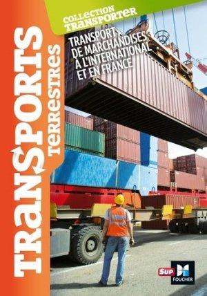 Transports terrestres - foucher - 9782216149780 -