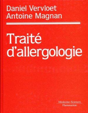 Traité d'allergologie - lavoisier msp - 9782257105257 -