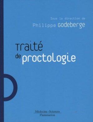 Traité de proctologie - lavoisier msp - 9782257113214 -