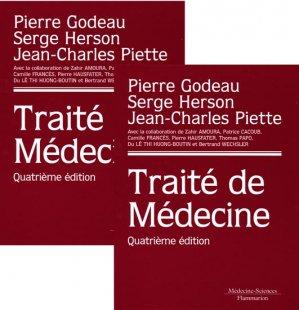 Traité de médecine - lavoisier msp - 9782257142863 -