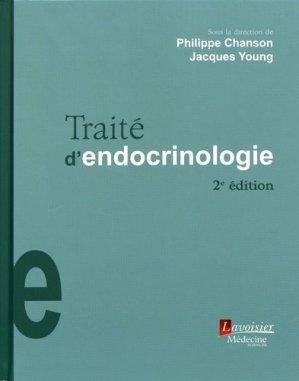 Traité d'endocrinologie - lavoisier msp - 9782257204738 -