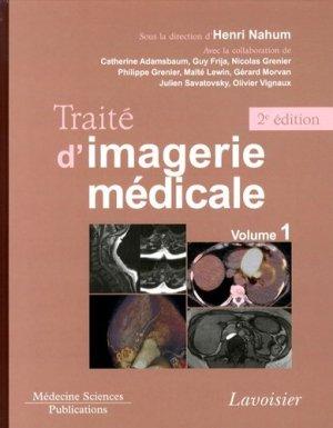 Traité d'imagerie médicale - Volume 1 - lavoisier msp - 9782257205810 -