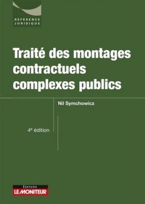Traité des contrats publics complexes - le moniteur - 9782281132748 -